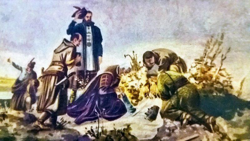 Történelmi fejtörő XXI. Mohácsi csata Minden Nap Alap