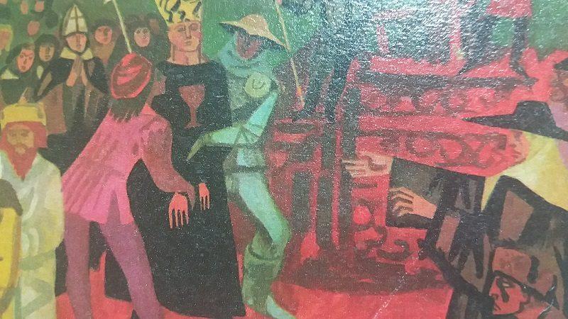 Történelmi fejtörő XIII. Huszíták és a zsinaja Minden Nap Alap