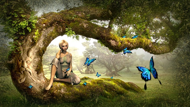 Álmok-Kacér-Nő-Pillangók-