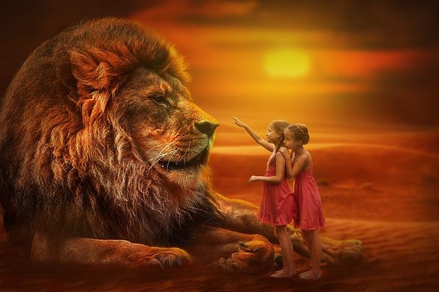 Amikor az oroszlán megjelenik álmodban